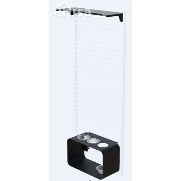 Komplet dodatkov za radiator TRAVEL SET 750 mm BIAL